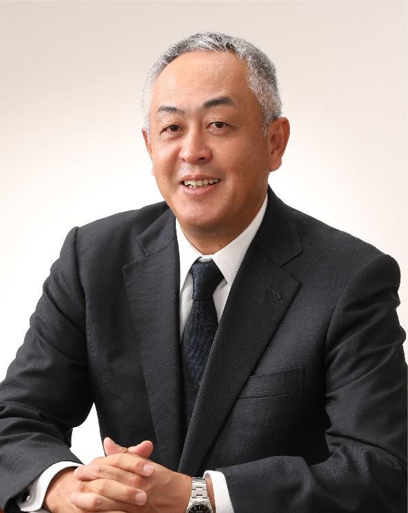 代表取締役社長 芦刈克己